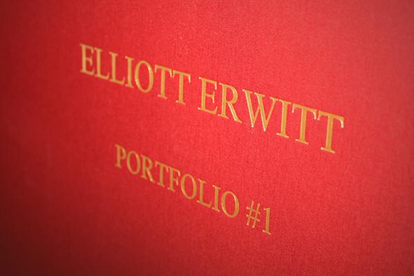 THE PORTFOLIO #1 BY ELLIOTT ERWITT