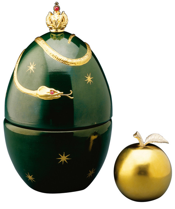 DEVIL'S EGG BY THEO FABERGE