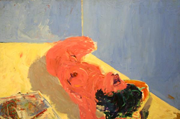 BEDROOM IN PROGRESS BY AMANDA WATT
