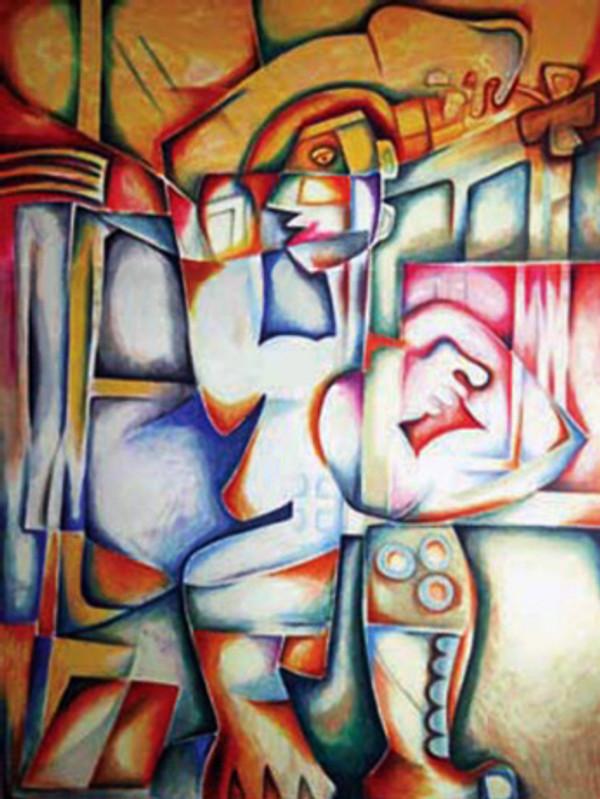 ADOLESCENCE THE INEVITABLE MAZE BY ALEXANDRA NECHITA