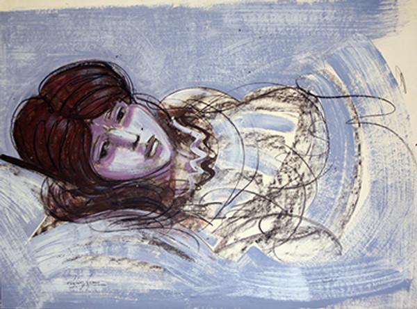GIRL BY PEDRO LAZARO