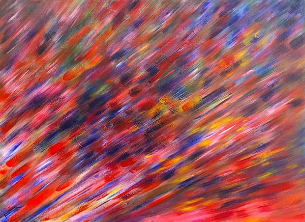 PARADE OF COLORS BY RODRIGO PICADO