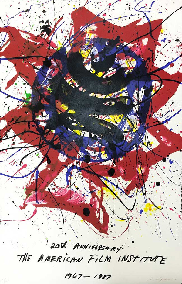 20TH ANNIVERSARY: THE AMERICAN FILM INSTITUTE BY SAM FRANCIS