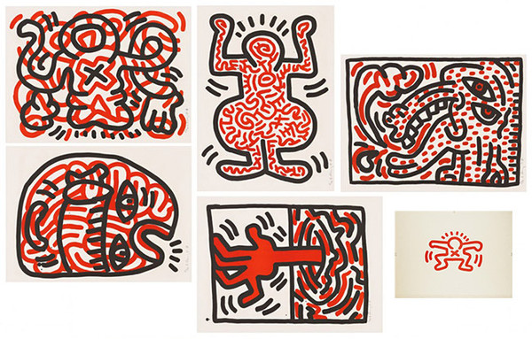 LUDO BY KEITH HARING