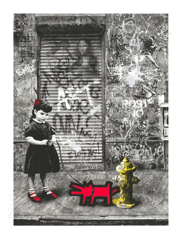 MAKE YOUR MARK BY MR. BRAINWASH