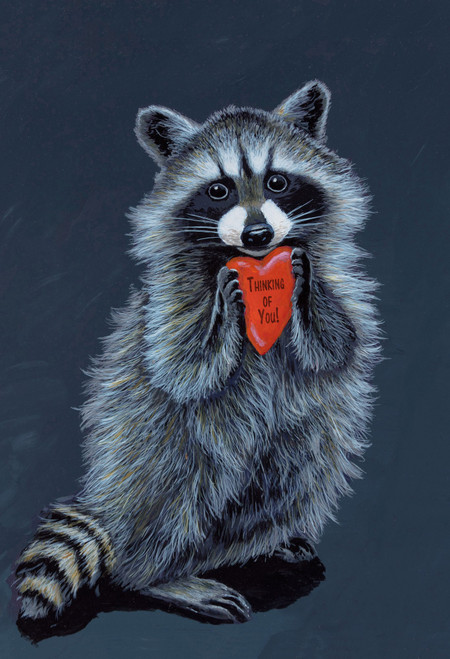 Thinking Of You - Raccoon