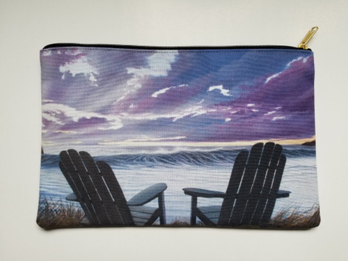 Accessory Bag- Our Ocean View
