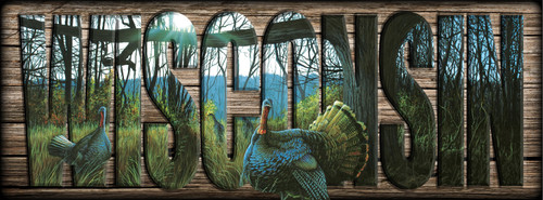 WISCONSIN - Sign - Morning Chat - Turkey