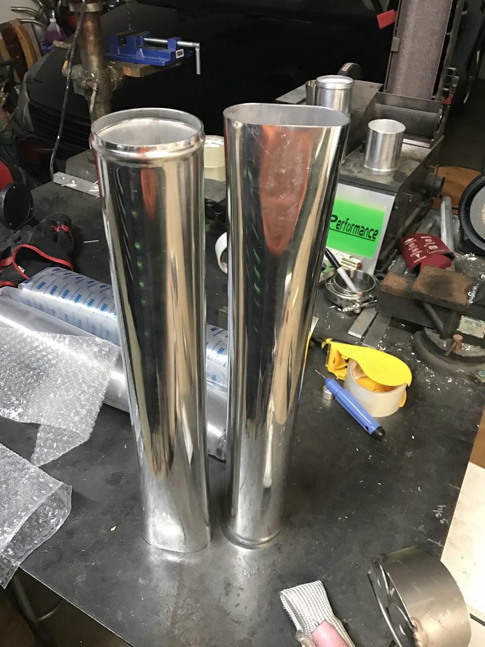2014-2018 Eco Diesel Ram Aluminium Intake
