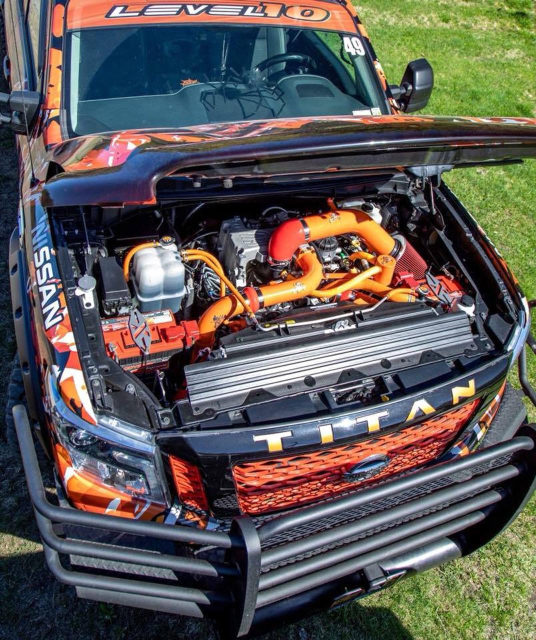 Titan XD Cummins Motor Solution