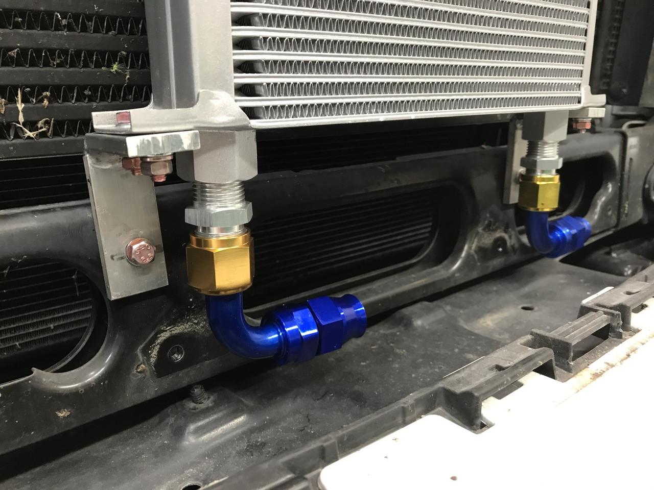 E.D. Ram Oil Cooler 2014-2019