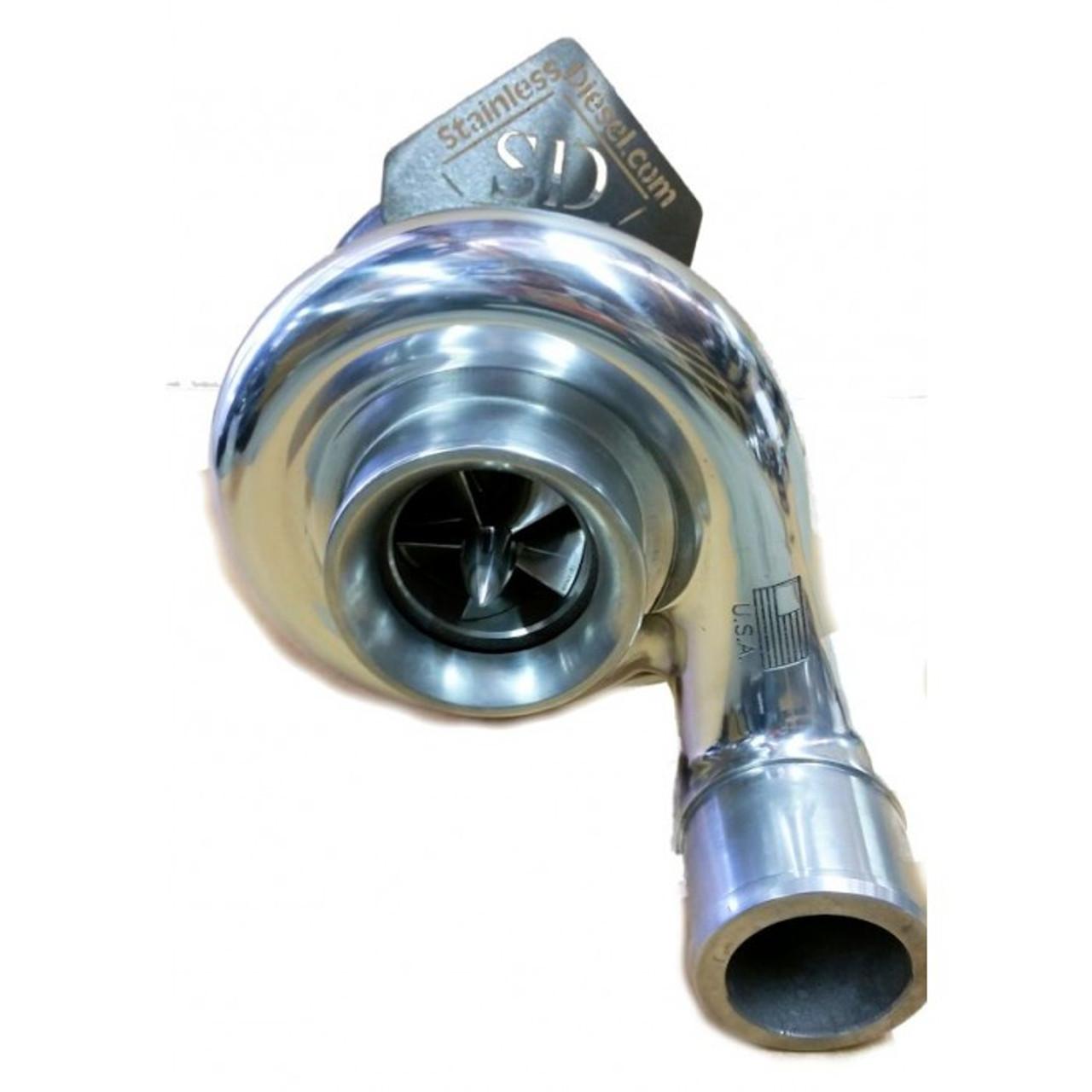 366 stainless diesel 5 blade
