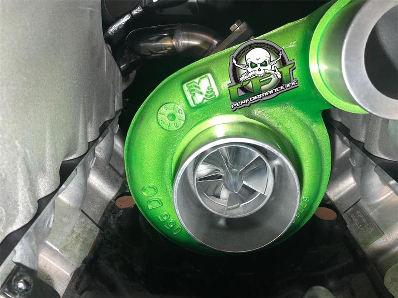 XD cummins Big single turbo