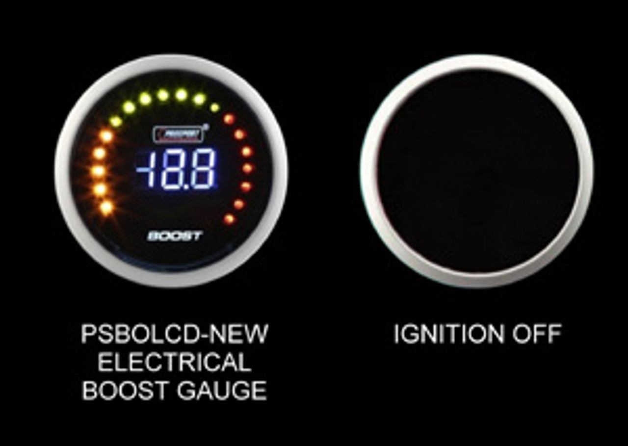 Prosport Boost Gauge Digital Display-52mm
