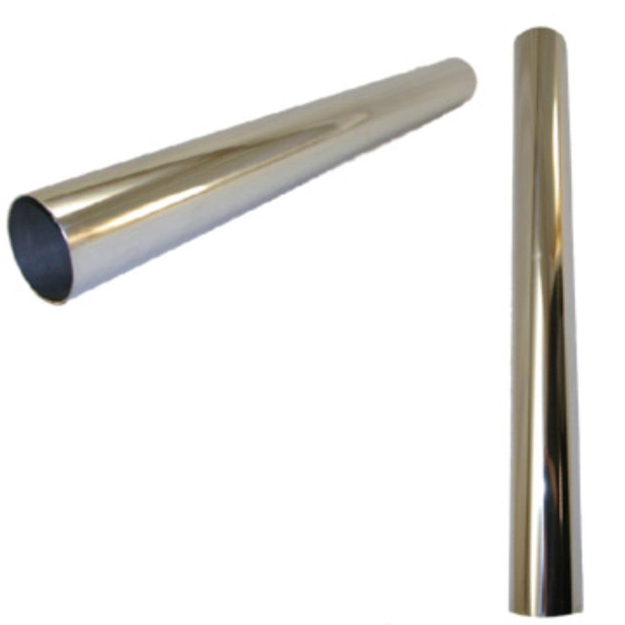 2' Straight Stainless Steel Pipe