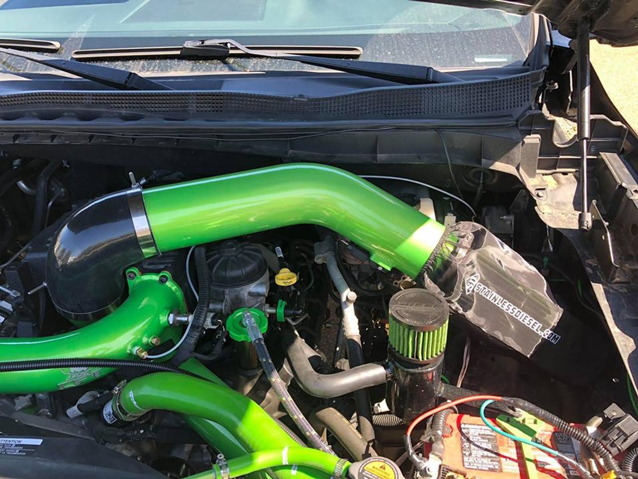 Stainless Diesel Pre Filter