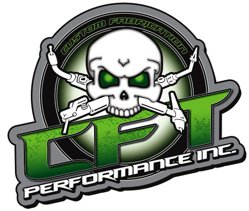 Logo Sticker Cft Performance Inc Custom Fabrication