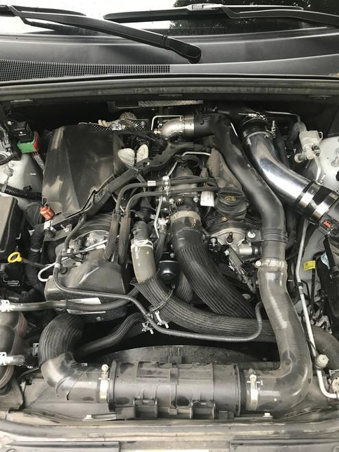 Grand Cherokee Aluminum Intake
