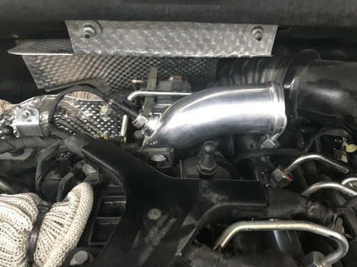 GC EcoDiesel Inter cooler pipes