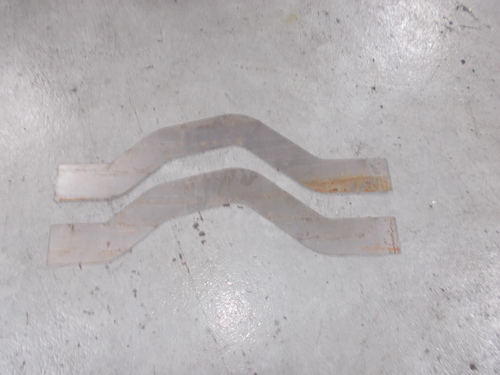 Rear Frame Notch Kit for 1978-1988 GM G-Body