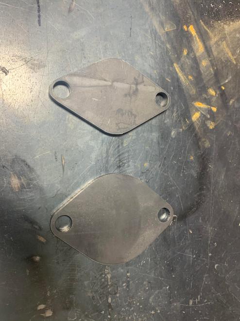 6.7 Cummins Exhaust manifold plates