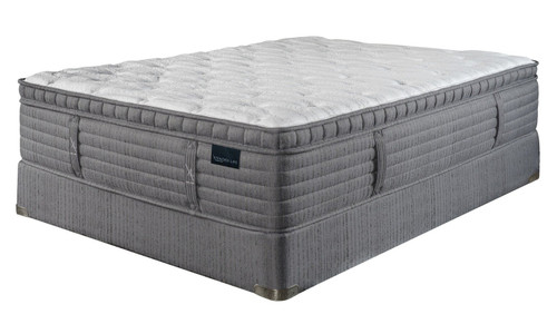 "King Koil XTended Life Beckett Euro Top 15.25"" Mattress-Free Delivery & Setup"