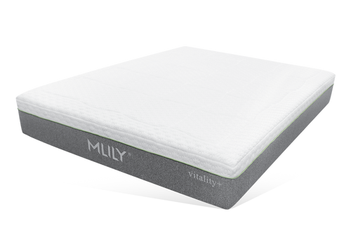 MLILY Vitality Plus Memory Foam & Bamboo Infused Mattress