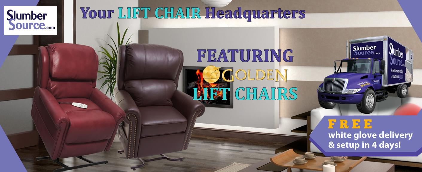 Comforter PR-501 Lift Chair