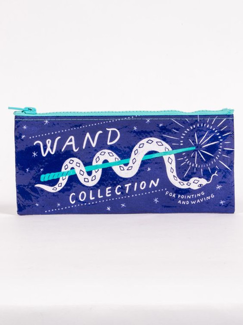 Pencil Pouch-Wand Collection