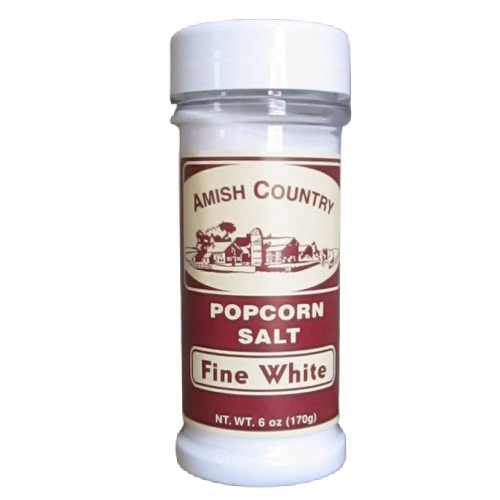 Fine White Flour Salt