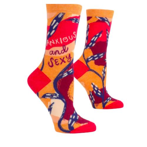 Socks-Anxious and Sexy