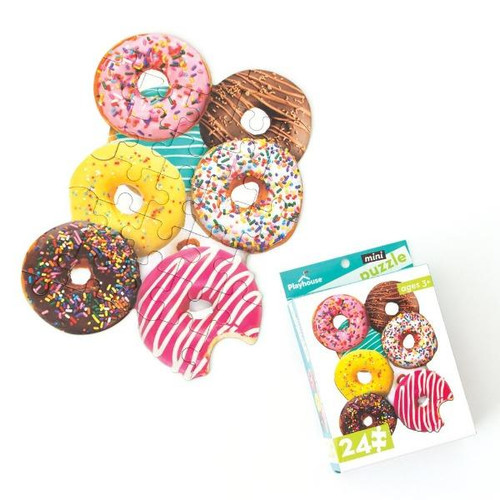 Puzzle-Donuts 24 piece