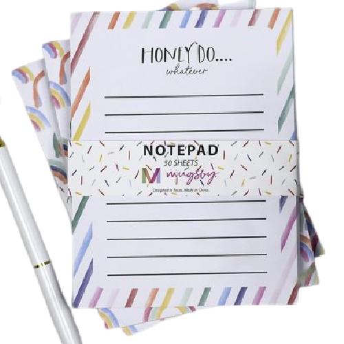 Honey Do Whatever Notepad