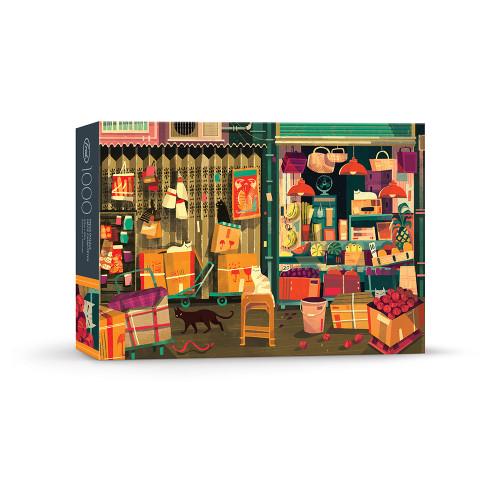 Puzzle-Shop Cats