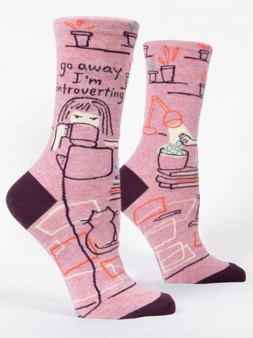 Socks - Go Away I'm Introverting