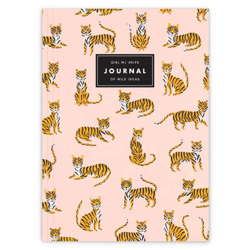 Luxury journal for the cool cats and kittens out there!