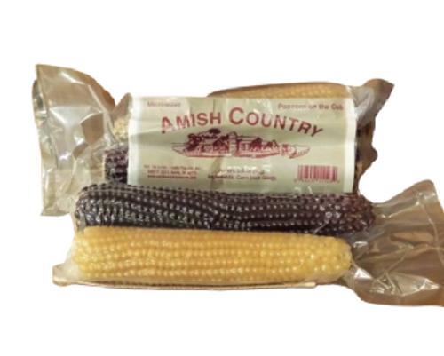 Microwave Corn on the Cob(double)