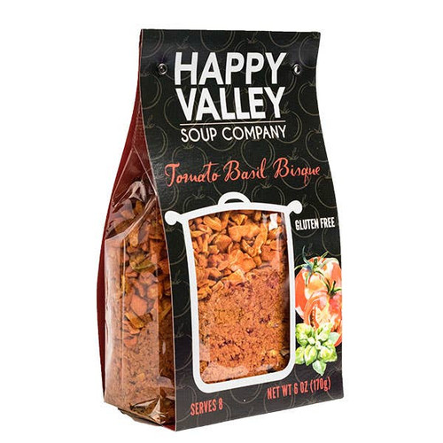 Happy Valley Soup-Tomato Basil Bisque