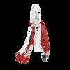 "Leatherman 832306 Skeletool RX - 7 Tools - 4.0"" Closed - Serrated 154CM Blade - Red Cerakote Finish - CUTLERY SHOPPE"