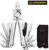 """Leatherman 831180 Super Tool 300 - 4.5"""" Closed -  19 Tools  - Black Nylon Standard Sheath"""