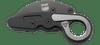 "CRKT 4040 Kinematic Provoke Folding Karambit - 2.41"" Titanium Nitride Finish D2 Blade - 6061-T6 Aluminum Handle"
