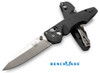 "BENCHMADE 470-1 EMISSARY AXIS ASSISTED OPENER. 3.0"" PLAIN EDGE CPM-S30V BLADE. CUTLERY SHOPPE"