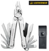 "Leatherman 831102 Super Tool 300 - 4.5"" Closed - 19 Tools - Black Leather Sheath"