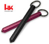 Benchmade H&K 6000001-PNK Pink Anodized Aluminum Kubaton w/Key Ring - Carbide Glass Breaker Tip - DISCONTINUED ONLY 1 LEFT