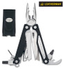 """Leatherman 830675 Charge ALX - 4"""" Closed - 18 Tools - Black Finish Handle - Black Nylon Standard Sheath - DISCONTINUED - ONLY 4 LEFT"""