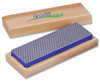 "DMT W6C 6"" Diamond Whetstone™ Sharpener - Coarse  w/Hardwood Case"