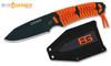 "GERBER BEAR GRYLLS PARACORD FIXED BLADE KNIFE. MODEL 31-001683. 3.25"" PLAIN EDGE BLADE. CUTLERY SHOPPE"