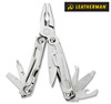 "Leatherman 832127 REV - 3.80"" Closed - 14 Tools - Replaceable Pocket Clip - Outside Accessible Plain Edge Blade - No Sheath"