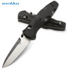 "Benchmade 580 Barrage - AXIS Assisted Opener - Valox Scales - 3.6"" Blade - Plain Edge - CUTLERY SHOPPE"