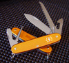 VICTORINOX ORANGE 93MM ALOX FARMER, 0.8241.281RO SWISS ARMY, CUTLERY SHOPPE